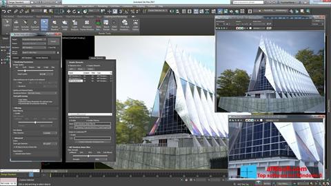 Screenshot 3ds Max Windows 8
