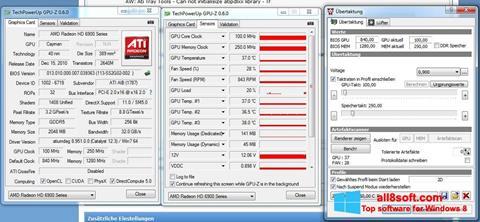 Screenshot ATI Tray Tools Windows 8
