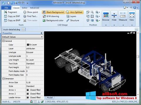 Screenshot ABViewer Windows 8