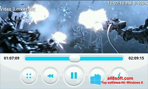 Screenshot BSPlayer Windows 8