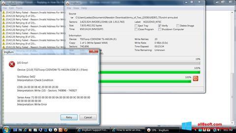 Screenshot ImgBurn Windows 8