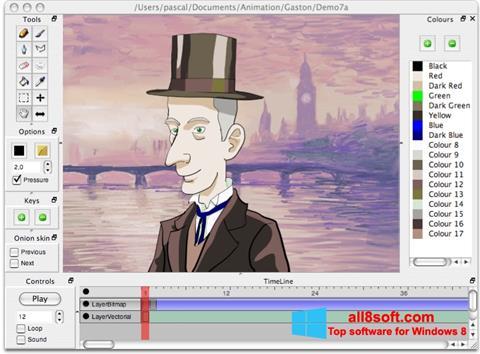 Screenshot Pencil Windows 8
