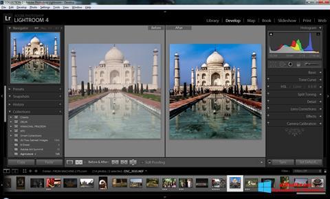 Screenshot Adobe Photoshop Lightroom Windows 8