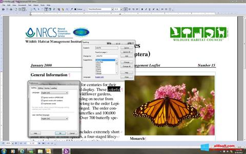 Screenshot Foxit Advanced PDF Editor Windows 8