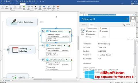 Screenshot MindManager Windows 8