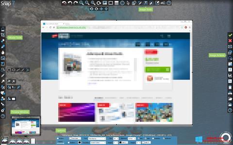 Screenshot Ashampoo Snap Windows 8