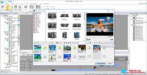 Screenshot Free Video Editor Windows 8