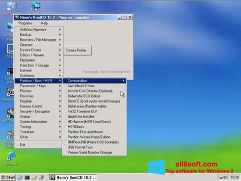 Hirens boot usb windows 8 1 | How to create a Hiren's BootCD
