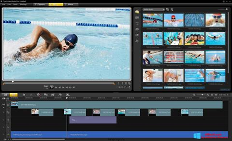 Screenshot Corel VideoStudio Windows 8