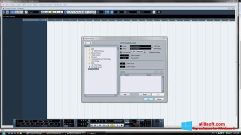 Screenshot ASIO4ALL Windows 8