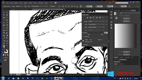 Screenshot Adobe Illustrator Windows 8